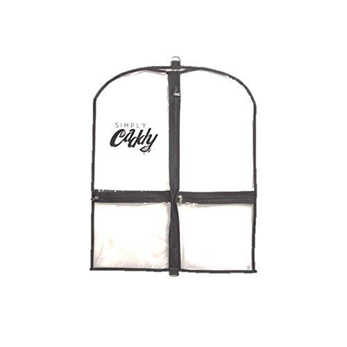 [Costume Garment Bag Black Trim Mini] (Dance Costumes For Pageants)