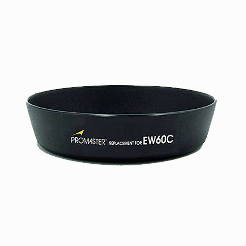 Promaster SystemPro Digital Replacement Lens Hood for Canon EW60C