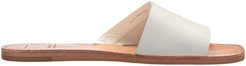 Dolce Vita Womens Cato Slide Sandal Off White Leather s0tSzIy