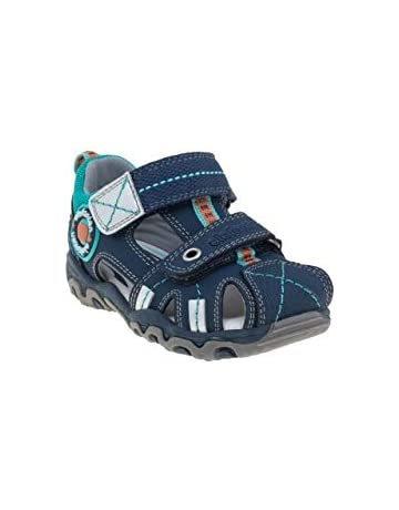 7d169ac8594 elefanten Boys - Toddler Closed Toe Terrain Sandals with High Quality  Leather, Protection and Comfort