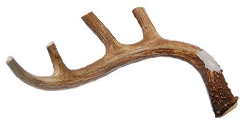Big Dog Antler Chews Brand - XL Deer Antler Dog Chew - Extra Large, Jumbo, for Large Dogs and Puppies Who are Aggressive Chewers