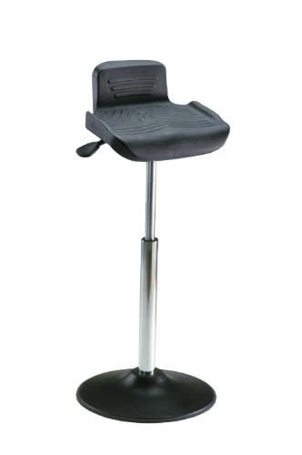 milagon-tasq-ws4211tpu-polyurethane-workseat-on-enamel-disc-base-standing-support-with-edging-26-34-