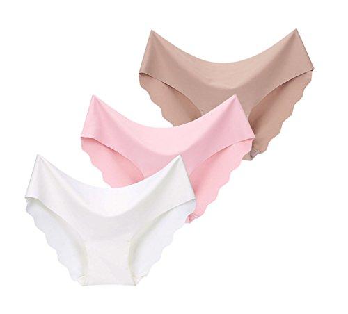 POKWAI No Hay Rastro De La Mujer De Seda Del Hielo Bajo La Cintura Atractivos Del Algodón De Puestos En Los Pantalones De La Cintura De La Cintura A5