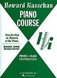 G. Schirmer Piano Course Book 1 By Kasschau
