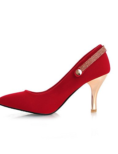 uk6 5 Damen Pumpe GGX eu39 cn40 black Zehenbereich Spitz Heel Farbe 5 Schuhe Stiletto Zulaufender mehr erhältlich us8 SUUZO
