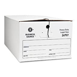 BSN26757 - Business Source File Storage Box