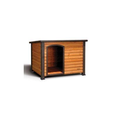 Outback Log Cabin Dog House Size: Large (46