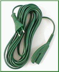 Vorwerk FOLLETTO Kobold VK135/VK136Vacuum Cleaner Power Cable-7M