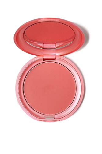 (stila Convertible Color, Dual Lip and Cheek Cream, Petunia (Coral Peach Cream), 0.15 Ounce)