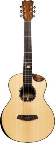 Islander 6 String Acoustic Guitar, Right