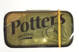 Potter's Lozenges Tins (Pack of 36)