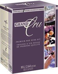 Malbec Wine Making Ingredient Kit