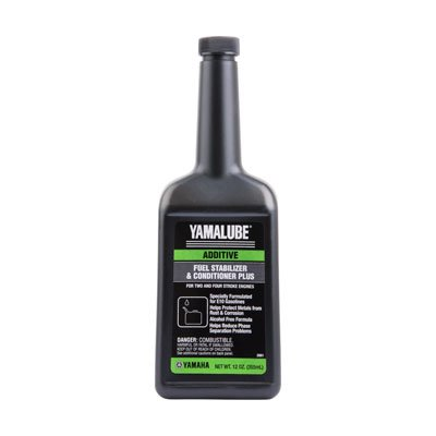 Yamalube Fuel Stabilizer and Conditioner 12 oz. (Stabilizer Fuel Yamaha)