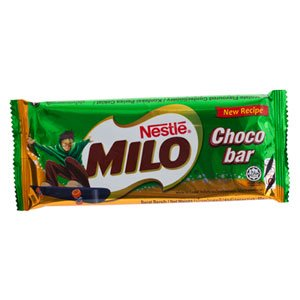 Milo Chocolate Bar 65g. (65g Bar)