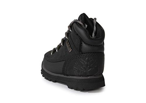 Sprint Hiker Timberland Unisex Euro Noir Chukka Kids' qwtptrIF