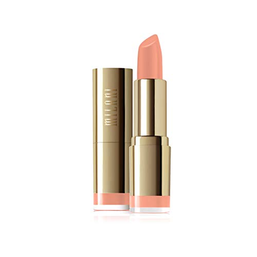 Milani Color Statement Matte Lipstick - Matte Innocence (.14 Ounce) Cruelty-Free Nourishing Lipstick with a Full Matte Finish