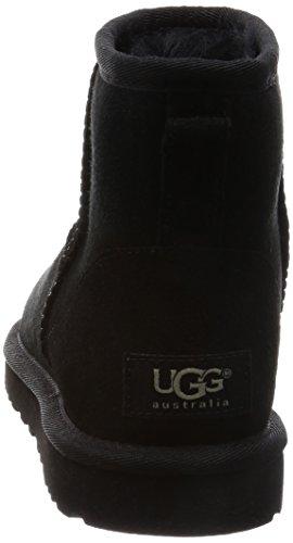 Ugg Klassiek Zwart Voor Dames