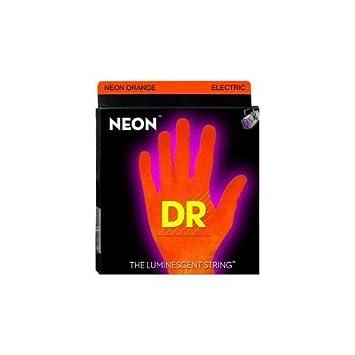 Juego de cuerdas Traje para guitarra eléctrica Dr Neon Pink Rosa 09/42 09 42 npe9: Amazon.es: Instrumentos musicales