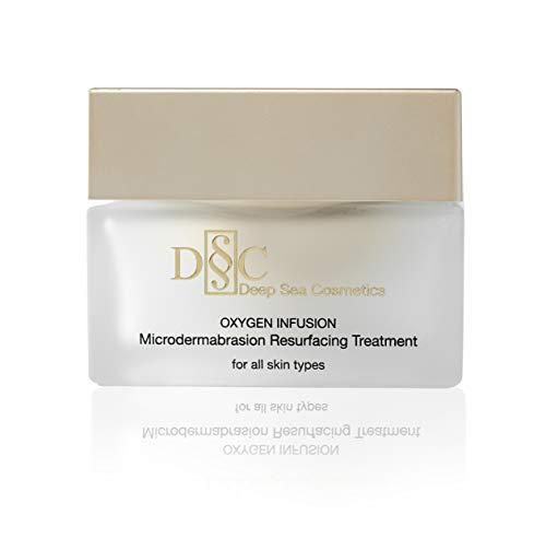 Deep Sea Cosmetics   Oxygen Infusion Microdermabrasion Resurfacing Treatment