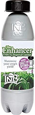 TNB Naturals The Enhancer, CO₂ Dispersal Canister-240g