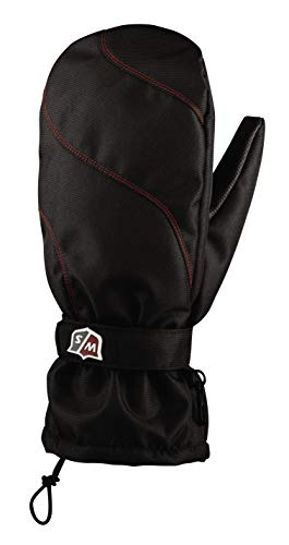 Wilson Staff Golf Winter Mittens (To Beach Dallas Myrtle)