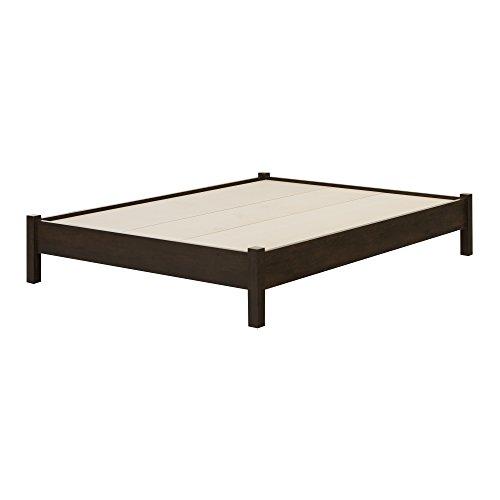 Full Size Oak Bed (South Shore Fynn Full-size Platform Bed (54''), Brown Oak, Full)