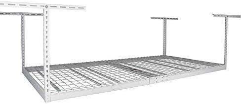 MonsterRax 4x8 Overhead Rack (White 24-45)