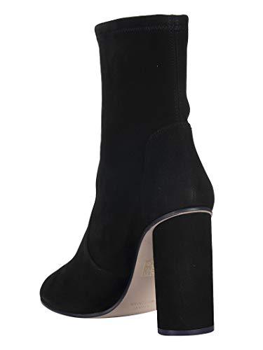 Stuart Women's Boots Marg95black Ankle Black Suede Weitzman qw1r8q