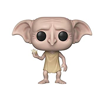 Figurine - Funko Pop - Harry Potter - Dobby Snapping His Fingers