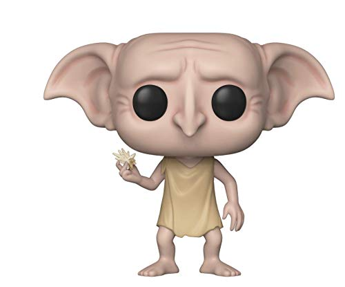 Funko POP! Harry Potter: S5 - Dobby Snapping His Fingers