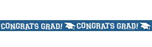 Creative Converting Congrats Printed Streamer