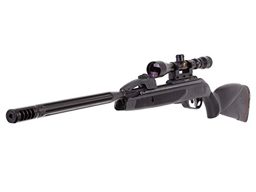 Gamo 611003715554 Gamo Swarm Maxxim .22 Cal (Gamo Hornet Air Rifle With 4x32 Scope Reviews)