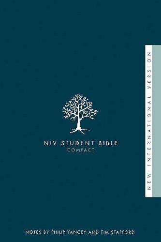 NIV, Student Bible, Compact, Paperback pdf