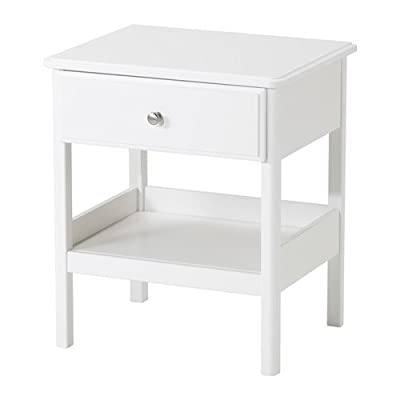 Ikea Nightstand, white