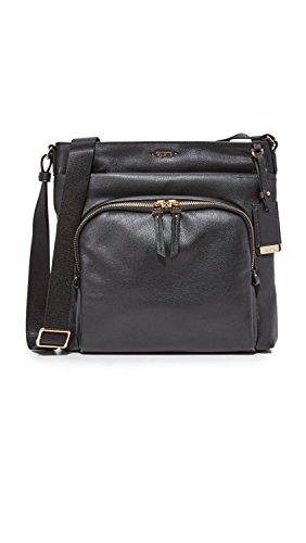 Tumi Women's Capri Cross Body Bag, Black, One Size (Tumi Voyageur Capri Crossbody Black One Size)