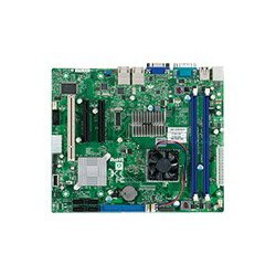 Supermicro Dual Core Motherboard (Supermicro X7SLA-H Motherboard - Intel Atom 330 Dual-core 1.6GHZ (fsb 533 Mhz) Intel 945GC Chipset,up To 2GB Dual)