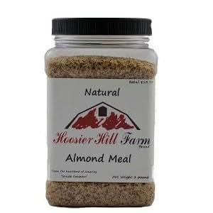Hoosier Hill Farm Almond Meal Natural 1 lb.