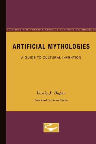 Artificial Mythologies: A Guide to Cultural Invention