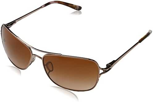 Oakley Women's Conquest Aviator Sunglasses