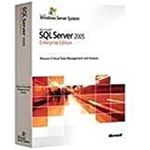 Sql Svr Ent Edtn 2005 Ia64 En CD/DVD 25 Clt