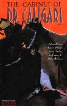 Cabinet of Dr. Caligari, The #2 VF/NM ; Monster comic book