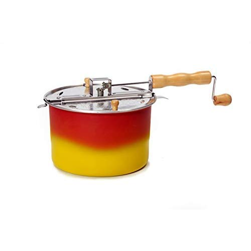 Whirley-Pop Popcorn Popper - Metal Gear - Color Changing