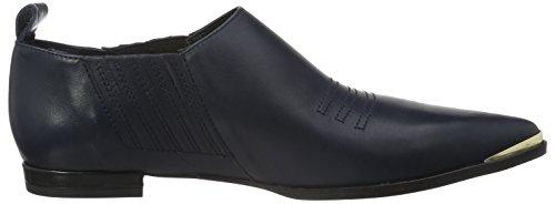 Napa para Copenhagen on Marino Zapatos Azul Abi Gardenia Mujer Slip xv1qdOwR