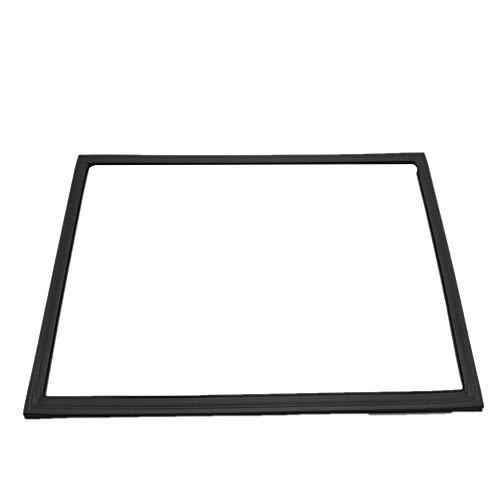 241872508 Refrigerator Door Gasket (Black) Genuine Original Equipment Manufacturer (OEM) Part Black (Amana Refrigerator Door Seal)