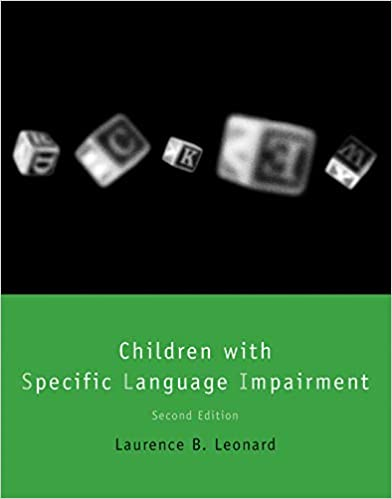 Book's Cover of Children with Specific Language Impairment (Language, Speech, and Communication) Tapa blanda – 13 octubre 2017