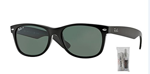 Polarized New Black Ray Rb2132 Green Wayfarer Ban crystal x8qW7gBvw