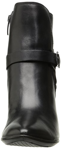 ECCO Shape 75 Pointy Block, Stivali Donna nero