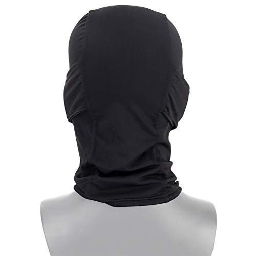 DETECH Tactique Vêtement Respirant Balaclava Maille Masque Visage Complet Airsoft CS Masque Chasse À Vélo Capuche Cache… 4