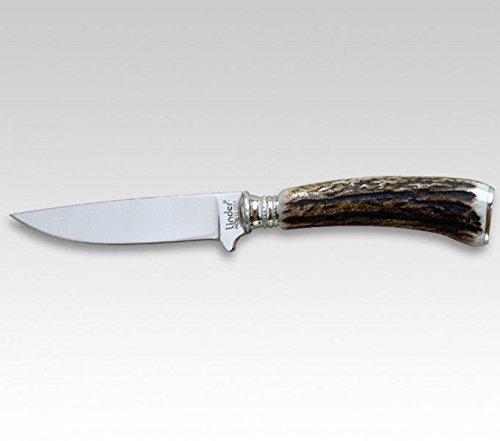 Linder Trachtenmesser Klingenlänge 4,9, Länge Gesamt 11,5 Messer aus Solingen, Mehrfarbig, 11.5 cm