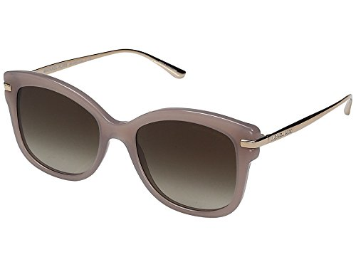 Michael Kors Women's Lia MK2047 53mm Milky Pink/Smoke Gradient Sunglasses by Michael Kors